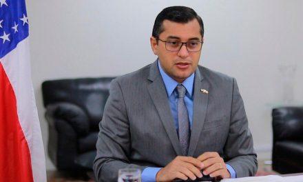 Governador do Amazonas é alvo de operação da Polícia Federal