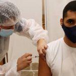 Vacinação avança para os 33 anos em Goiânia