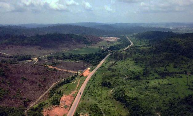 Governo leiloa rodovia que liga Mato Grosso à Hidrovia do Tapajós