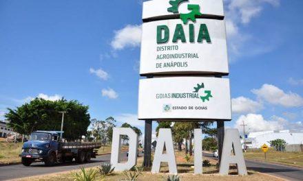 Sancionada lei que amplia em 175 hectares área do DAIA, em Anápolis