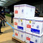 Goiás receberá 235,7 mil doses de vacinas neste sábado