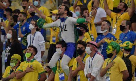 Copa América trouxe nova variante do cornavírus para o Brasil