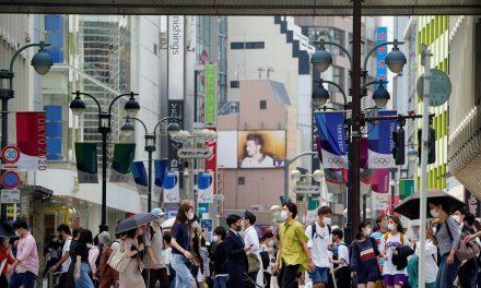 Tóquio tem recorde de 3.177 novos casos de Covid-19