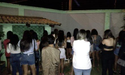 Festa clandestina com mais de 500 pessoas é encerrada em Aparecida de Goiânia