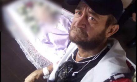 MP requer prisão preventiva de mulher que matou homem que viralizou ao velar mãe sozinho