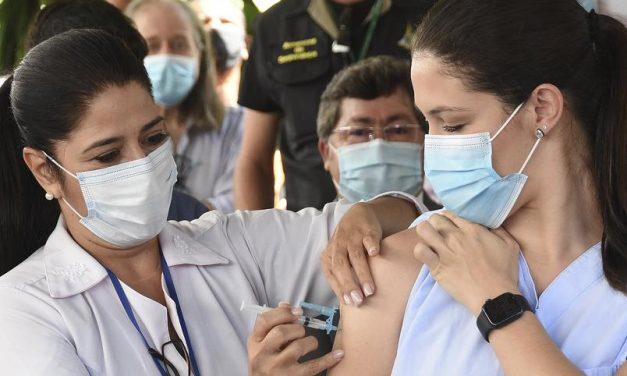 Goiânia amplia vacinação contra Covid-19 para pessoas a partir de 35 anos nesta quinta-feira, 22