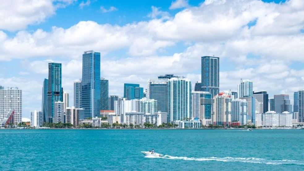 Miami é comparada ao Vale do Sicílio e vê preço da moradia disparar