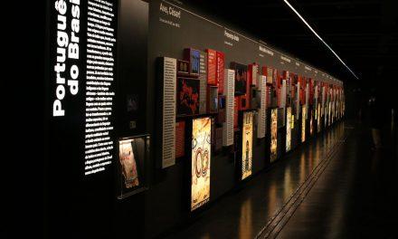 Museu da Língua Portuguesa é reaberto com presença de autoridades
