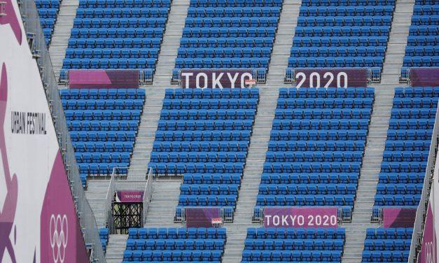 Organizadores da Olimpíada terão perdas com ausência de espectadores