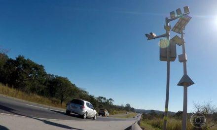Mais 250 mil multas por excesso de velocidade já foram registradas em Goiânia em 2021