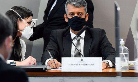 Omar Aziz decreta prisão de Roberto Dias por falso testemunho