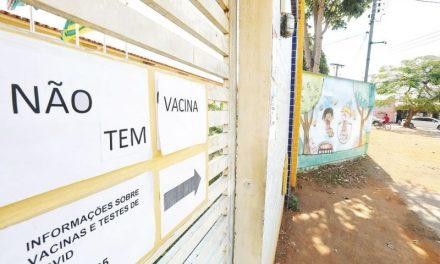 À espera de vacina, Goiânia não aplicará 1ª dose nesta quarta-feira