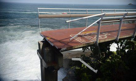 Família de vítima da queda da Ciclovia Tim Maia receberá indenização