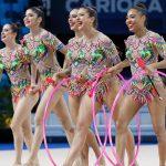 Ginástica rítmica do Brasil estreia na Olimpíada de Tóquio nesta sexta