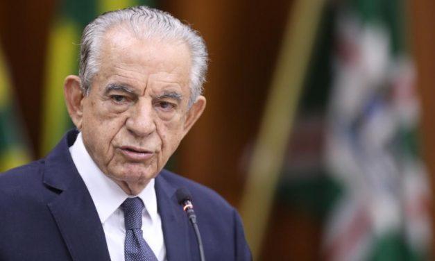 Ex-prefeito Iris Rezende está com exames bons, diz filha