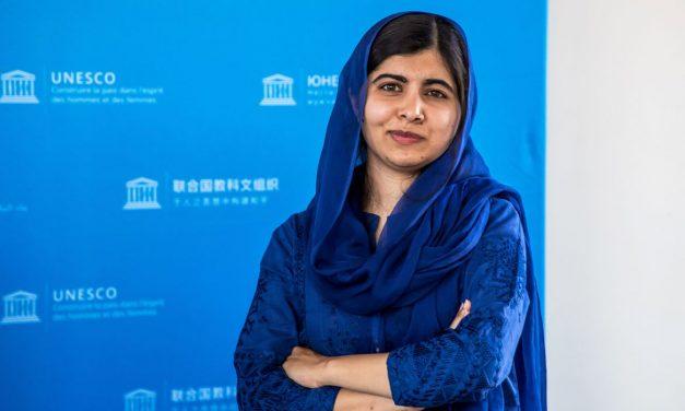 Malala pede que líderes mundiais adotem ação no Afeganistão