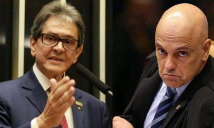 Alexandre de Moraes decreta prisão preventiva de Roberto Jefferson