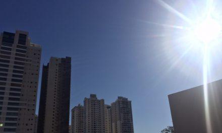 Frente fria pode melhorar a umidade relativa do ar em regiões de Goiás
