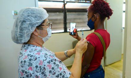 Prefeitura de Aparecida realiza Mutirão da Vacinação contra a Covid neste fim de semana