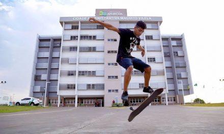 Campeonato de skate movimentará atletas de 5 a 40 anos em Aparecida no sábado