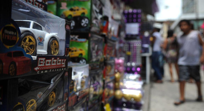 Vendas para Dia das Crianças devem crescer 3%, estimam lojistas