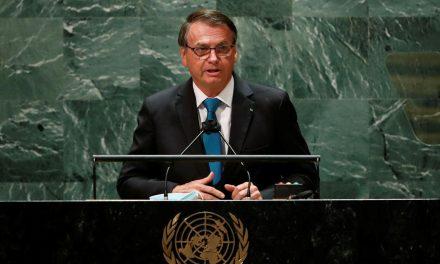 Em discurso na ONU, Bolsonaro defende tratamento sem eficácia contra Covid-19