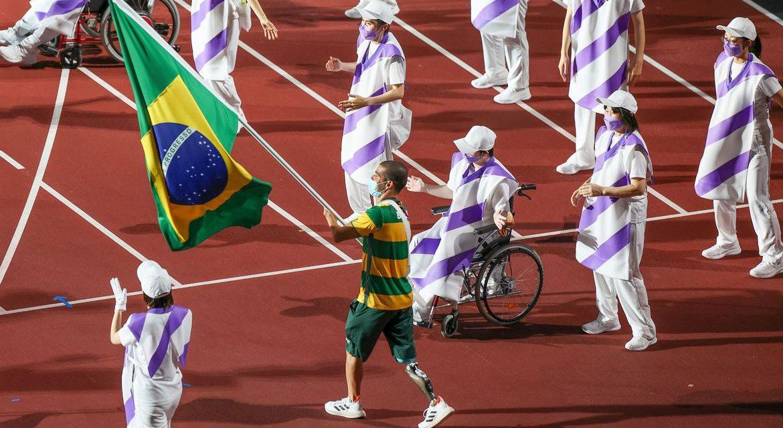 Termina a Paralimpíada de Tóquio 2020