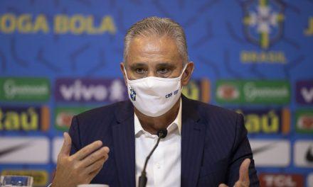 Com jogadores do futebol inglês, Tite convoca seleção brasileira