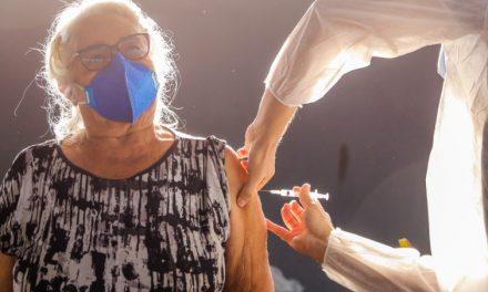 Vacinação contra Covid-19 tem 29 pontos em Goiânia nesta sexta-feira, 17