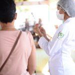 Confira como fica a vacinação contra Covid-19 em Goiânia neste sábado, 25