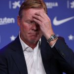 Barcelona demite técnico Ronald Koeman