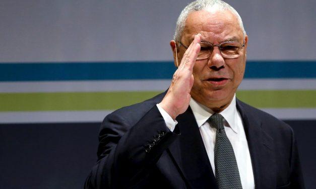 Morre Colin Powell, ex-secretário de Estado dos EUA