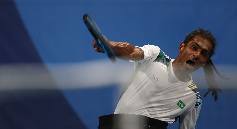 Ymanitu Silva mira Grand Slams em caminho até Paralimpíada de Paris