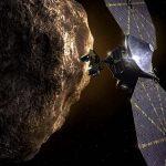 Nave da missão Lucy da Nasa decola para jornada de 12 anos até asteroides de Júpiter